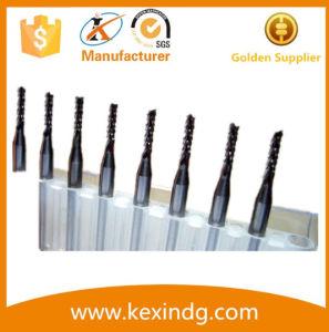 International Standard Tool Flute Core Drill Bit PCB Router Bit pictures & photos