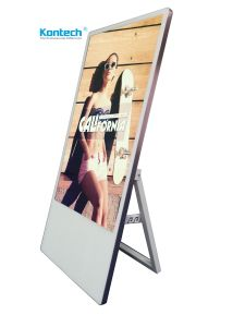 Full HD 1080P High Brightness Floor Standing Indoor Digital Signage/LCD Display with Android 5.0/WiFi pictures & photos