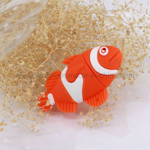 Sea Fish Promotion USB Flash Drive (UL-PVC036) pictures & photos