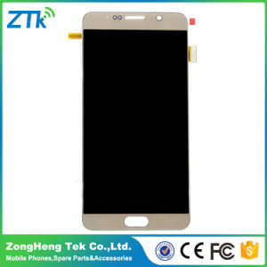 Original Mobile Phone LCD Display for Samsung Note 5 Touch Screen pictures & photos