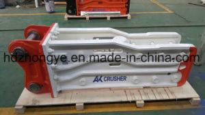 Top Type Hdraulic Breaker Hammer for 16-21ton Excavator Zyt1350 pictures & photos