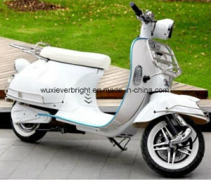 Cheap 60V 20ah Roman Holiday E-Scooter 1000W Electric Motorbike pictures & photos