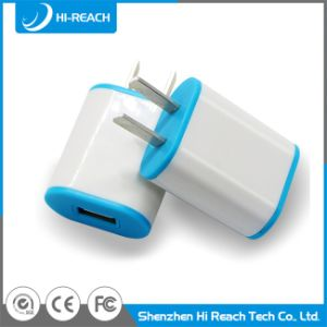 Wholesale Portable Universal Travel Single Port USB Mobile Phone Charger pictures & photos
