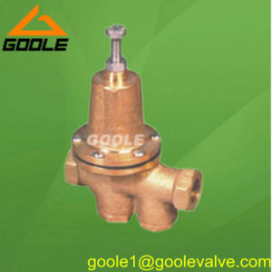 Bronze Pressure Reducing Valve (GA200P) pictures & photos