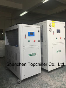 28kw Air Cooled Chiller for Analytical Lab Instrument pictures & photos
