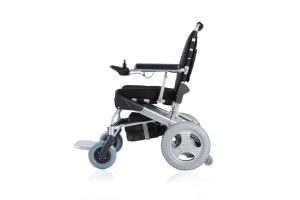 Customizable E-Throne Foldable Lightweight Electric Wheelchair with Ce Certificate pictures & photos