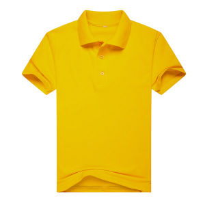 Custom Plain Short Sleeve Men Polo Shirts Clothing pictures & photos