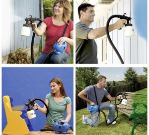 Handheld Home Electric Spray Gun pictures & photos