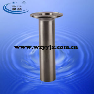 Stainless Steel Sanitary Long Clamp Ferrule pictures & photos