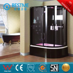 Durable Design Shower Room Steam Sauna Massage (BZ-5013) pictures & photos