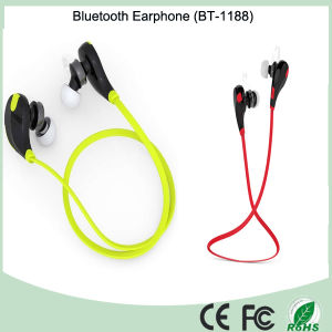 China Factory Price Bluetooth Earphone Sports with Microphone for iPhone (BT-1188) pictures & photos