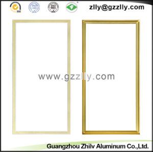 Silver Aluminium Profile Accessories TV Frame Building Material pictures & photos