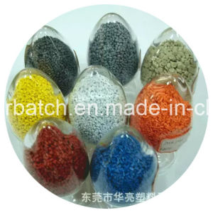 Color Masterbatch for Injection Mould From China pictures & photos