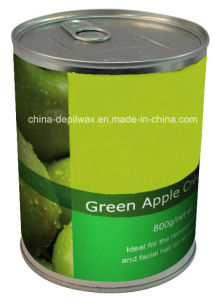 800g Can Soft Depilatory Wax Creme Wax pictures & photos