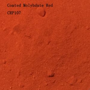 Plastic and Rubber Used Coated Molybdate Red 107 pictures & photos