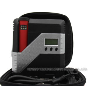 New Model 12V Car Tire Inflator with Vacuum Pump pictures & photos