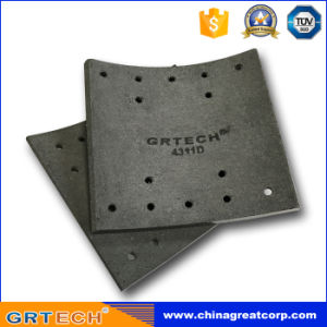 4311 Auto Truck Spare Parts Brake Lining pictures & photos