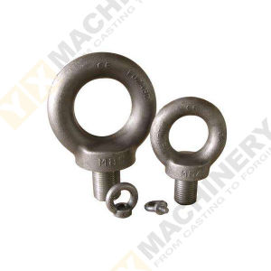 Customized Hot Drop Steel Forged Eyebolt pictures & photos