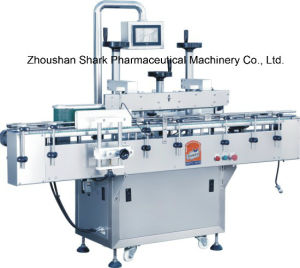Pharamceutical Machinery Automatic Square/Round Bottle Labeling Machine