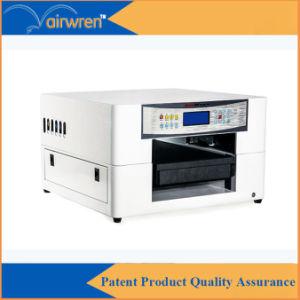 Hot Sell UV Glass Printing Machine A3 Size UV Flatbed Printer pictures & photos