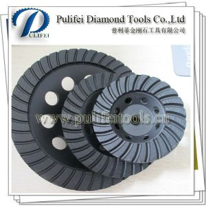 Turbo Segmented Concrete Granite Diamond Abrasive Disc