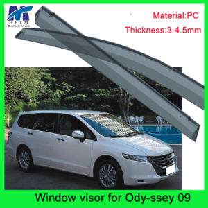Custom Vehicle Accessories Vent Window Shade Visor for Hodna Odyssey 09 pictures & photos