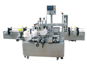 Automatic Two Side Bottle Labeling Machine (ALB-620) pictures & photos