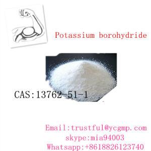 Potassium Borohydride CAS: 13762-51-1 for Potassium Tetrahydroborate Sodium pictures & photos