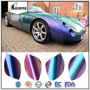 Color Shift Pigments for Auto Paints pictures & photos