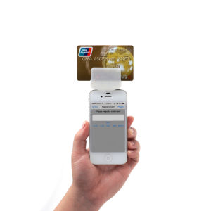 Mini Square Credict Card Reader for Mobile Phone with Sdk pictures & photos