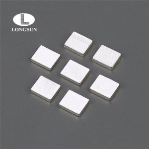 Metal Powder Metallurgy Contact Plate/Silver Tungsten Sheets for Miniature Circuit Breaker pictures & photos