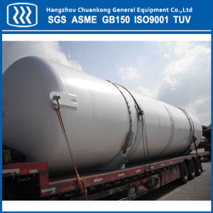 Cryogenic Liquid Storage Tank for Liquid Nitrogen pictures & photos