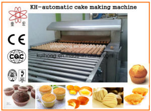 Kh 600 Cake Making Line Machine Manufacturer pictures & photos