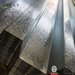 Galvanized and Corrugated Steel Closed Type Floor Decking Sheet pictures & photos