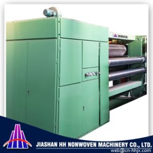 China Fine 1.6m Single S PP Spunbond Nonwoven Fabric Machine pictures & photos