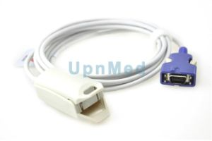 Nellcor N595 Adult Finger Clip SpO2 Sensor, 14pin, 3m pictures & photos