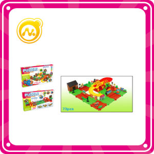Hot Selling Play House Toy Train Rail Toy pictures & photos