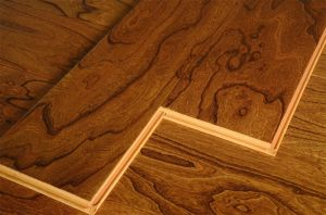 Hardwood Flooring Multi-Layer Solid Wood Flooring for Living Room pictures & photos