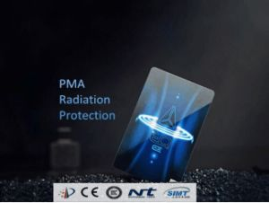 Pma Radiation Protection Card pictures & photos