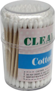 PE Soft Box Packing Colorful Stick Medical Sterile Cotton Buds pictures & photos