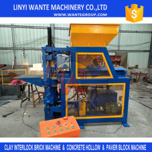 Wante Brand Wt4-10 Automatic Block Machine Price in India pictures & photos
