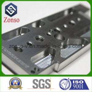 Precision Aluminum Metal 3-Axis CNC Machined Parts for Electronics pictures & photos