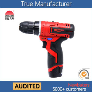 Power Tools Lithium Battery Cordless Drill (GBK2-6612TS) pictures & photos