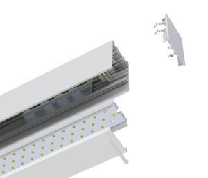 IP40 Waterproof Continuous 40W 50W 75W LED Linear Light with Ce RoHS pictures & photos