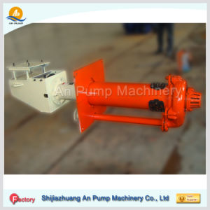 Heavy Duty Mine Washing Sump Vertical Submersible Slurry Pump pictures & photos