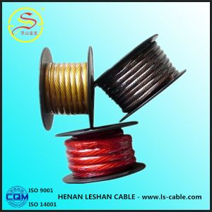 1/0 AWG PVC Insulated Nylon Jacket Thhn Wire pictures & photos