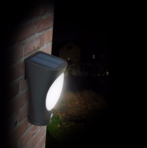 Multifunctional Solar Motion Light LED Wall Light pictures & photos