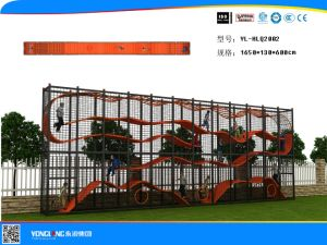 Kid Amusement Funny Game Climbing Galvanized Pipe pictures & photos