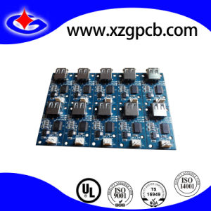 2layers PCB Board with PCBA Assembly, SMT/DIP Service pictures & photos