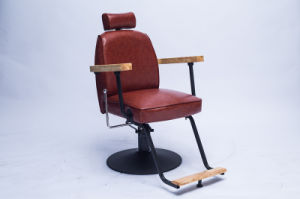 Fashion Classic Hydraulic Portable Cheap Styling Barber Chair pictures & photos